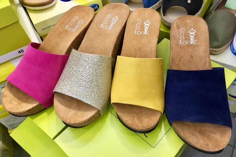 Marseille Chaussures À Arrivage Vente Nouvel De Confort Anatonic IDEH29W