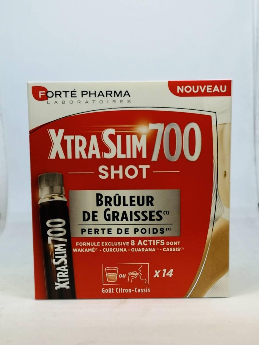 XTRA SLIM 700 shot bruleur, perte de poids FORTE Pharma ...