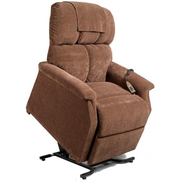 Le confort a domicile fauteuil de repos fauteuil releveur lectrique si ge - Fauteuil electrique releveur ...